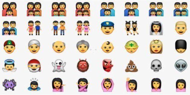 Apple renueva sus iconos: todos los colores de piel caben en tu móvil