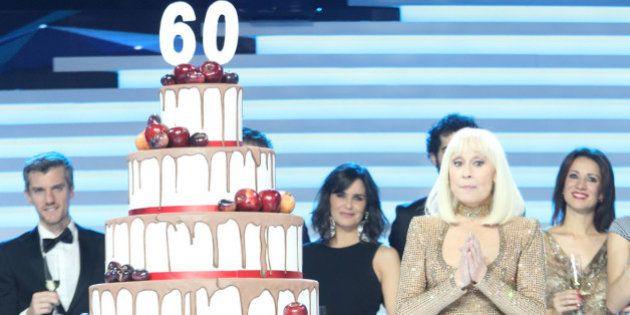 Gala 60 años TVE: nostalgia, poca emoción y un karaoke