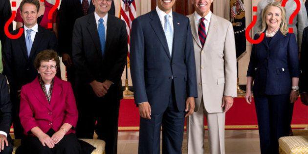 Los retos de Obama: Recomponer su gabinete y lograr acuerdos en política