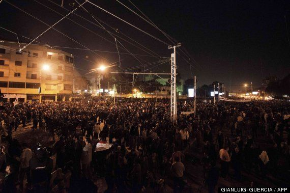 Crónicas egipcias de la revuelta contra el fascismo: Masculino...