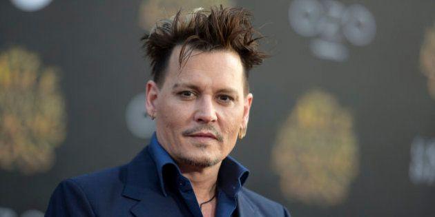 Johnny Depp entra en el universo de Harry