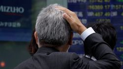 La Bolsa española modera su caída en la media sesión y la libra se hunde a mínimos de