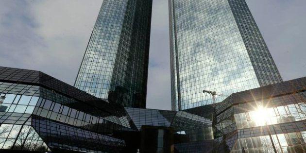 Redada en el Deutsche Bank en Fráncfort: Cinco detenidos por blanqueo y evasión fiscal