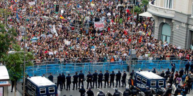 Ley de Seguridad Ciudadana: Interior se replantea las sanciones por rodear el