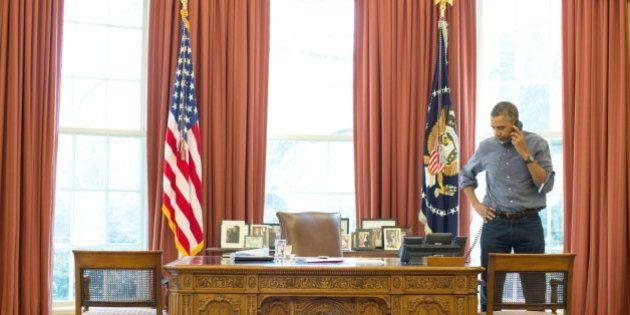 Obama amenaza a Putin con el aislamiento si no retira sus tropas de