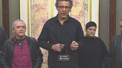 El PSOE veta a Amaiur en la firma conjunta por las pensiones