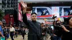 ¿Kim Jong Un paseando por Hong