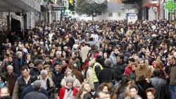 La población española pega un tirón por los