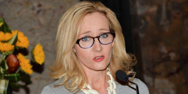 El deseo de J.K. Rowling tras imponerse el