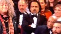 Momento lamentable en los Oscar: falta de respeto total a una premiada