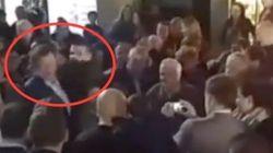 El joven que golpeó a Rajoy hace un año en Pontevedra sigue obsesionado con el