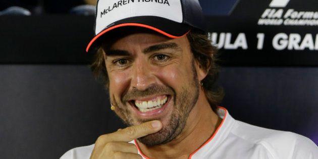 Fernando Alonso confirma su relación con Linda