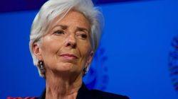 Christine Lagarde, condenada por