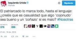 El encontronazo entre Girauta (C's) e IU en Twitter a raíz de este tuit tras