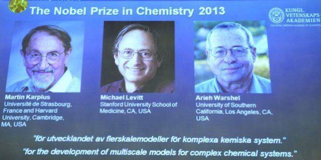 Nobel de Química 2013: premio a Martin Karplus, Michael Levitt y Arieh