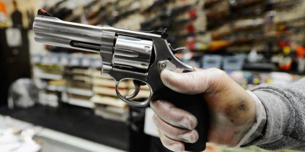 Masacre en Connecticut: En Estados Unidos hay 88 armas de fuego por cada 100