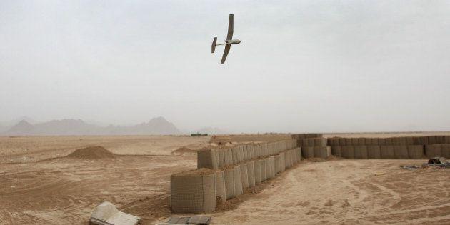 El PSOE propone utilizar drones como alternativa a las cuchillas en la valla de