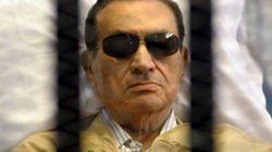 Mubarak, herido tras caerse en el baño de la