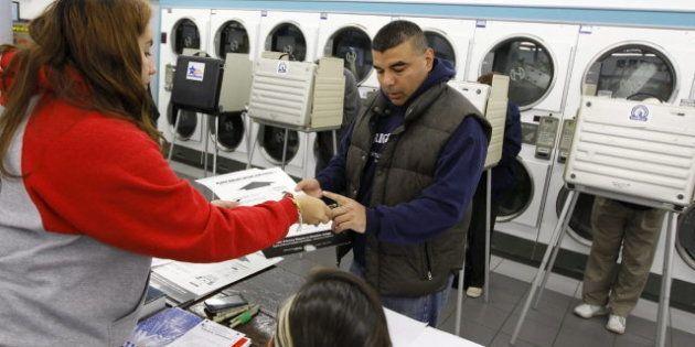 Los 11 lugares más raros para votar en Estados Unidos