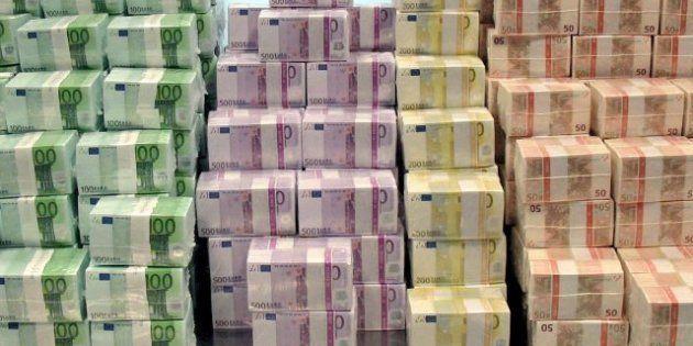 Informe Técnicos de Hacienda: El 20% de los españoles más ricos acapara el 44% de los