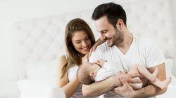 Por la reforma '16 más 16' de igualación de los permisos de paternidad y