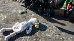 Las peleas respecto a los niños y niñas de Calais transmiten un espantoso mensaje al