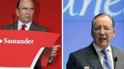 El Santander absorberá Banesto con una prima del 25% y cerrará 700