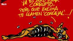 ¡Corrupción!