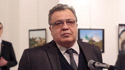 VÍDEO: El momento de tiroteo al embajador