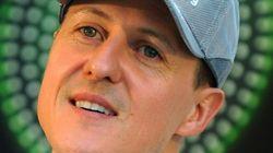 Schumacher muestra
