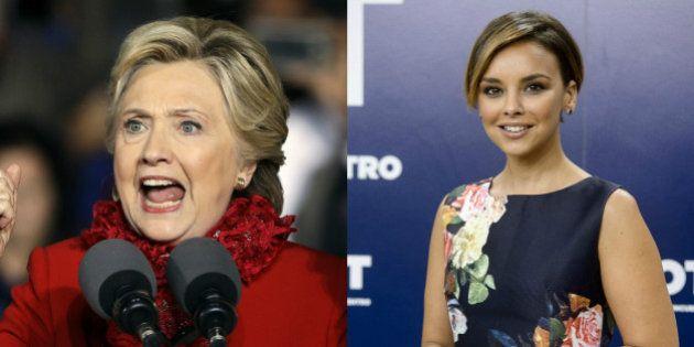 ¿Hillary Clinton o Chenoa? ¿Quién ha dicho estas frases?