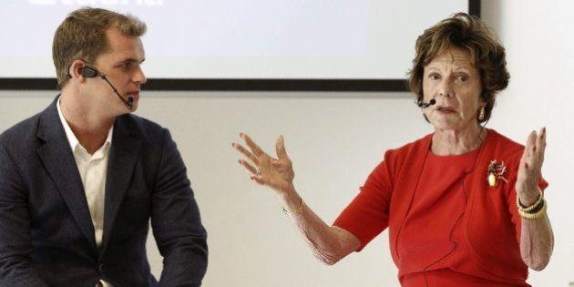 Neelie Kroes, comisaria europea: La falta de acceso y el precio