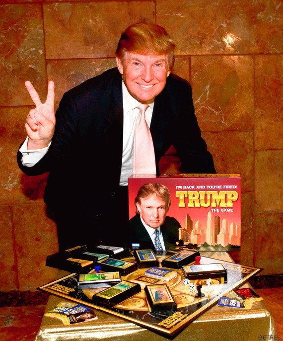 Donald Trump: el candidato en el que nadie (o casi nadie)