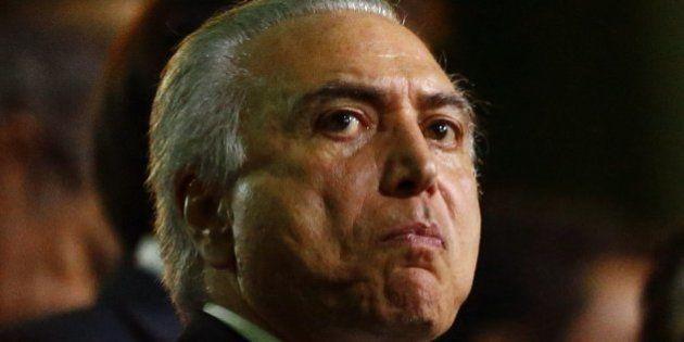 Abuchean a Michel Temer, presidente de Brasil, en la inauguración de los Juegos