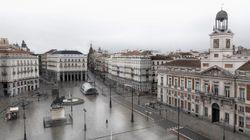 Por qué no deberías creerte las fotos de Madrid vacío que te están llegando por
