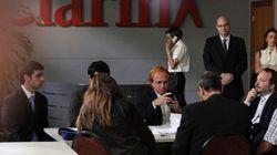 Cristina Fernández inicia el troceo de