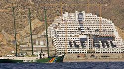 El Gobierno y la Junta de Andalucia pagarán a medias el derribo de El