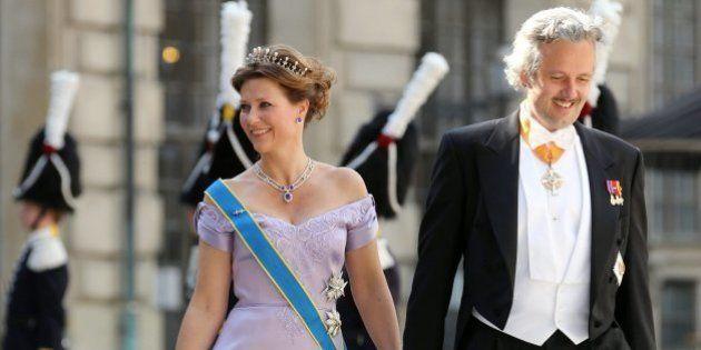 La princesa Marta Luisa de Noruega anuncia su