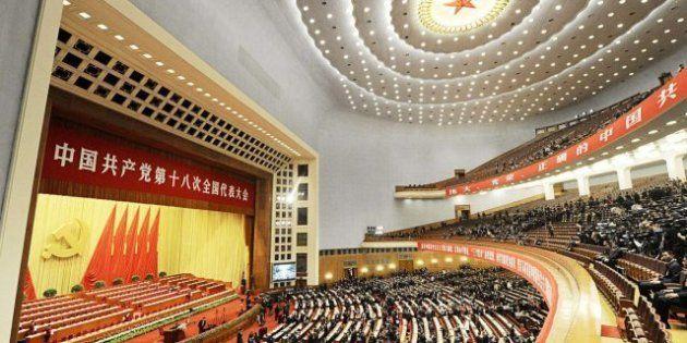 Congreso del Partido Comunista de China: Hu Jintao advierte de que la corrupción podría causar la caída...