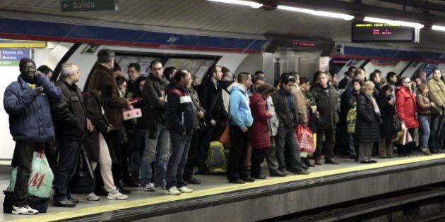 ¿Dónde está mi Metro?: el 19% de los trenes llega tarde, según la