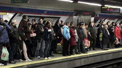 ¿Dónde está mi Metro?: el 19% de los trenes llega