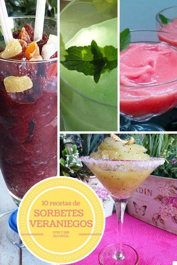 Ni helados ni granizados: refréscate con estas diez recetas de
