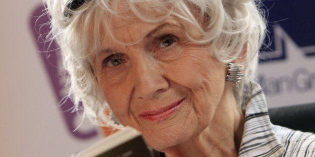 Alice Munro, Nobel de Literatura 2013: la escritora canadiense premiada por su maestría en el relato...