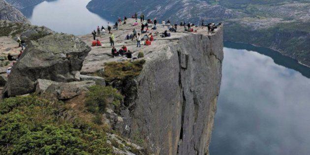 Un turista español muere tras caer 600 metros en un fiordo