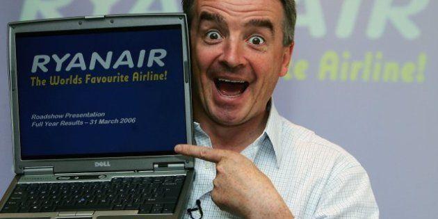 El presidente de Ryanair: