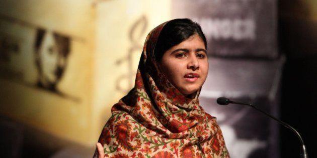 La activista paquistaní Malala Yousafzai gana el Premio Sájarov por su