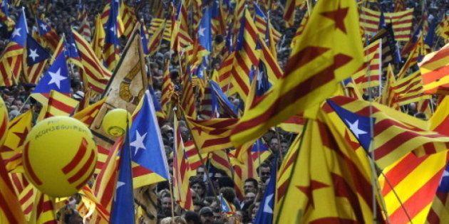 La campaña de las elecciones catalanas arranca con la independencia como