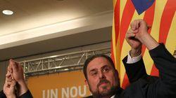 ERC ganaría hoy las elecciones en Cataluña y el 71% quiere un