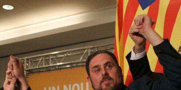 Encuesta CEO Generalitat: ERC ganaría hoy las elecciones en