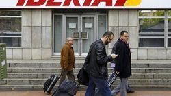 Iberia recortará 4.500 empleos, casi una cuarta parte de su